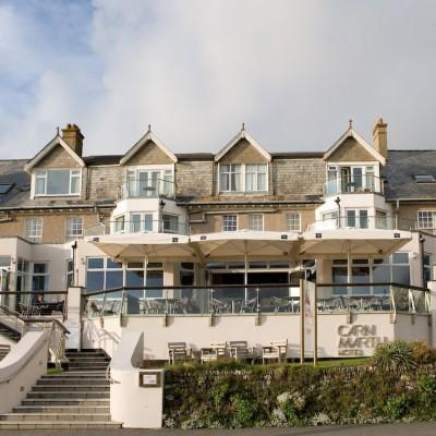 Carnmarth Hotel, a dog friendly hotel in Newquay, Cornwall