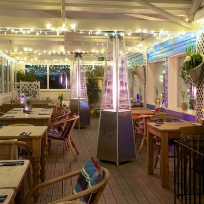 Lusty Glaze Beach Restaurant - Pawfect Stays