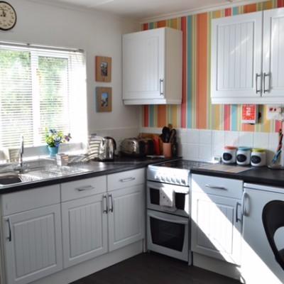 Sandylands Sennen Kitchen