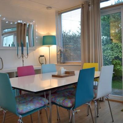 Sandylands Dining Room, a dog friendly cottage in Cornwall