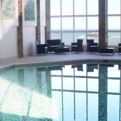 Swimming pool - Crantock Bay Apartments