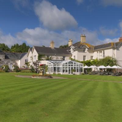 Summer Lodge Hotel in Dorset