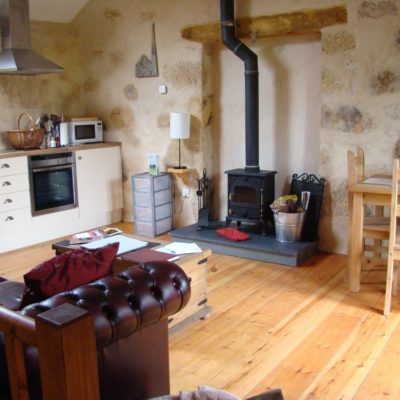Dog friendly self-catering barns in Cornwall