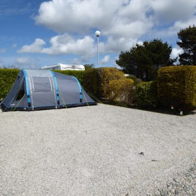 The Laurels Holiday Park - gravel pitches