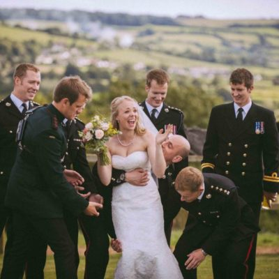 Cranberries Hideaway - dog friendly wedding venue in Devon