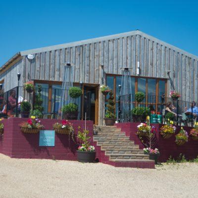 Cranberries Hideaway - barn wedding venue in Devon