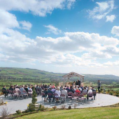 Cranberries Hideaway - exclusive use wedding venue in Devon