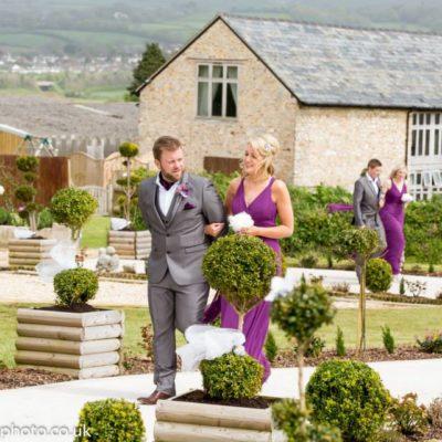 Cranberries Hideaway - wedding venue in Devon