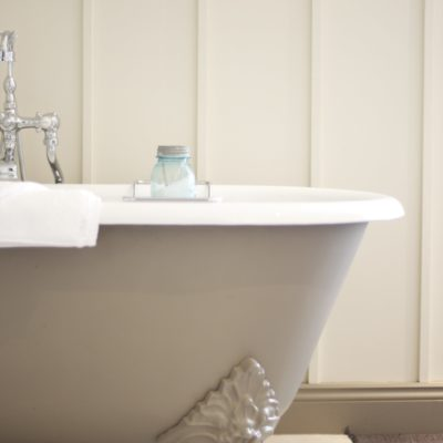 Bathroom at The Wheatsheaf Inn, Gloucestershire