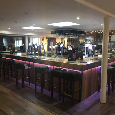 Bar at The Crossways